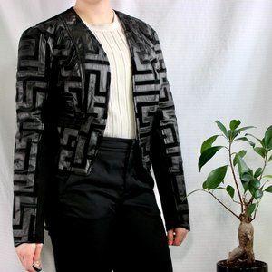 Frank Lyman Design Black Jacket